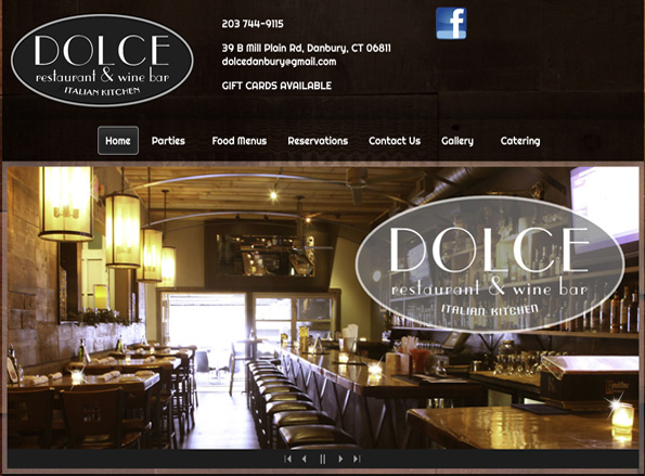 DOLCE RESTAURANT, DANBURY, CT
