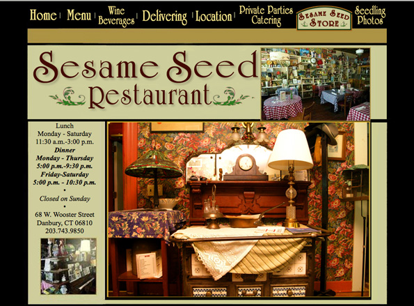 SESAME SEE RESTAURANT, DANBURY, CT